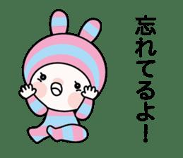 Pink Bar boo sticker #11924480