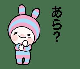 Pink Bar boo sticker #11924481
