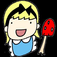 豊の国のアリス~Oita of Alice 大分弁