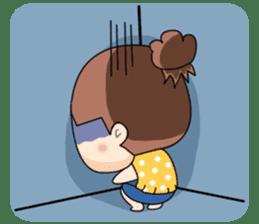 Nong Kam Yui sticker #11930894