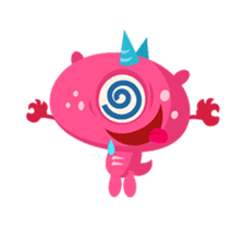 Monsters Animation2 sticker #11932125