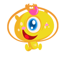 Monsters Animation2 sticker #11932130