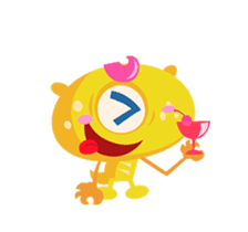Monsters Animation2 sticker #11932135