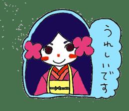 Witch's pupil sticker #11933957