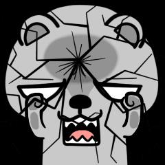 gangster bear-Adi moving like crazy