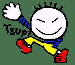 Active kids sticker #11938025