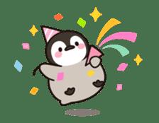 healing penguin(animation ver.) sticker #11938513