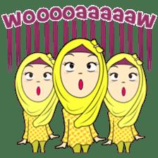 Cute Hijab sticker #11942487