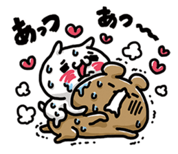 Love mode Summer sticker #11948790