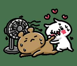 Love mode Summer sticker #11948793
