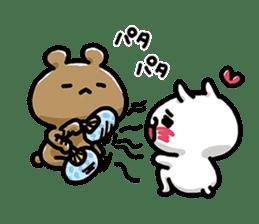 Love mode Summer sticker #11948802