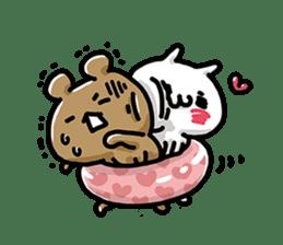 Love mode Summer sticker #11948808