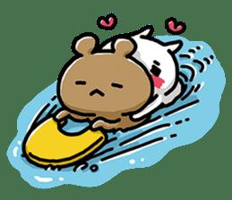 Love mode Summer sticker #11948809