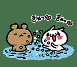 Love mode Summer sticker #11948812