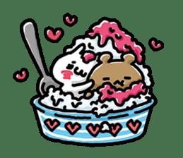 Love mode Summer sticker #11948826