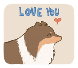Fluffy Tea Time sticker #11951379