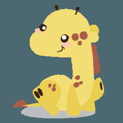 Kawaii Kirin Giraffes!