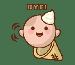 Chibi Ice Cream Friends sticker #11956754