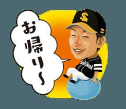 """TVQxHAWKS collaboration"" sticker! sticker #11962259"
