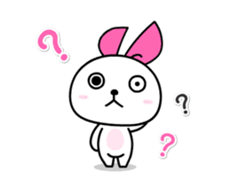 Lune the Bunny Animated sticker #11963627