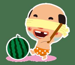 OSSAN (summer ver.) sticker #11964892