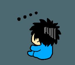 Just a little weird people. by Saichibi sticker #11975732