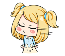 Himawari + sticker #11981439