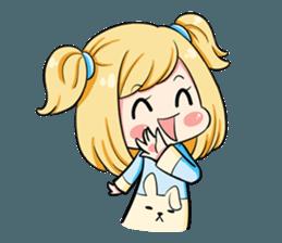 Himawari + sticker #11981448
