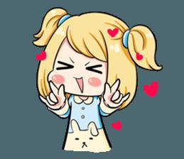 Himawari + sticker #11981450
