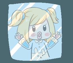 Himawari + sticker #11981461