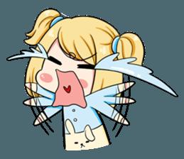 Himawari + sticker #11981462