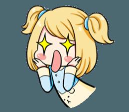 Himawari + sticker #11981469