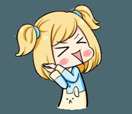 Himawari + sticker #11981471