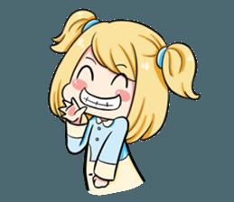Himawari + sticker #11981472