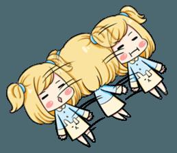 Himawari + sticker #11981475