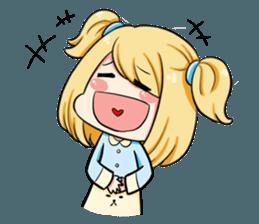 Himawari + sticker #11981477
