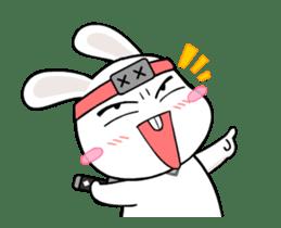 Kotaro Rabbit Ninja sticker #11982529