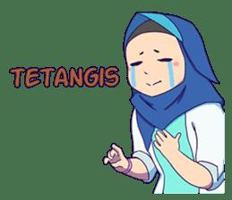 Banjar Hijab sticker #11994446