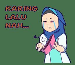 Banjar Hijab sticker #11994469