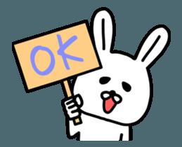 The animation sticker of Zenchin sticker #11996552