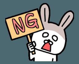 The animation sticker of Zenchin sticker #11996553