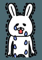 The animation sticker of Zenchin sticker #11996563