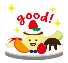Animated Flan Stickers sticker #11997994