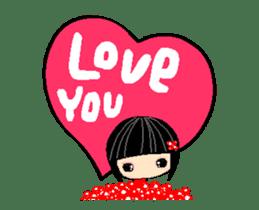 Crazy Love ( my best stickers ) sticker #12013447