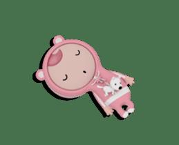 cocoaru3 sticker #12015538