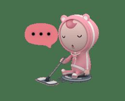cocoaru3 sticker #12015540