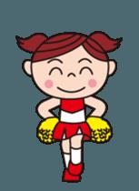Pompon Chiaki (English ver.) sticker #12016455