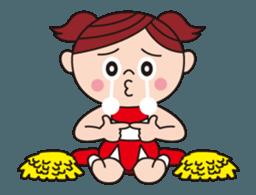Pompon Chiaki (English ver.) sticker #12016457
