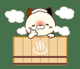 SASURAI NO TABINECO, MIKEMURA-SAN sticker #12017810