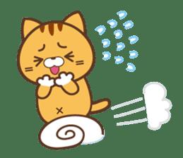 SASURAI NO TABINECO, MIKEMURA-SAN sticker #12017816